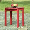 Charlton Home Adirondack End Table