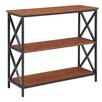 "Charlton Home Kendall 29.25"" Standard Bookcase"