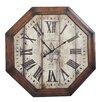 Charlton Home Octagon Clock