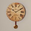 """Howard Miller® Moment In Time 13"""" Wall Clock"""