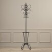 Charlton Home Saynsbery Metal Coat Rack