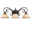 Charlton Home Esmund 3 Light Bath Vanity Light