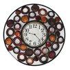 Varick Gallery Circles Clock
