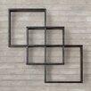 Varick Gallery Intersecting Wall Shelf