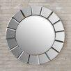 Varick Gallery Evart Sun Shaped Wall Mirror