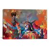Brayden Studio Statue of Liberty by Scott Naismith Graphic Art on Wrapped Canvas