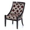 Brayden Studio Duguay Cotton Arm Chair