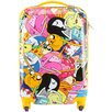 """Adventure Time Adventure Time Crew 30"""" Spinner Suitcase"""