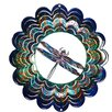 Next Innovations Eycatcher Kaleidoscope Dragonfly Wind Spinner