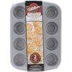 Wilton 2 Peice Non-Stick 12 Covered Muffin Pan Set