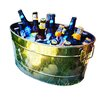 BREKX Armored Stainless Steel Beverage Tub