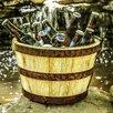 BREKX Backcountry Wooden Beverage Bucket