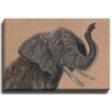 Bashian Home Elephant by Patch Wihnyk Painting Print on Canvas