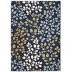 Nourison Caribbean Navy Indoor/Outdoor Area Rug