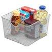 YBM Home Mesh Open Bin Storage Basket Organizer