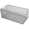 YBM Home Open Bin Storage Basket