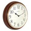 "Westclox Clocks 15.5"" Round Wall Clock"