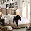 Mulhouse Furniture Fresco Queen Upholstered Platform Bed
