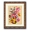 Hadley House Co Lilies Framed Painting Print