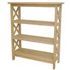 "International Concepts Unfinished Wood 36"" Etagere"