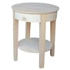 International Concepts Philips End Table