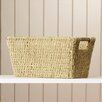 August Grove Anne Basket with Handles