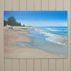 Beachcrest Home Driftwood Beach Photographic Print on Canvas