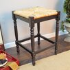 "Beachcrest Home Waquoit 24"" Bar Stool with Cushion"