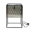 """Trent Austin Design Paolo 12"""" H Table Lamp with Square Shade"""