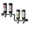 Trent Austin Design 4 Bottle Wall Mounted Wine Rack