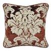 House of Hampton Carrie  VelvetThrow Pillow