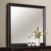 Simmons Casegoods Sedona Rectangular Dresser Mirror