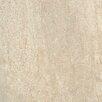 """Tesoro Headline 12"""" x 12"""" Porcelain Field Tile in Herald Ivory"""