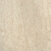 "Tesoro Headline 6"" x 24"" Porcelain Field Tile in Herald Ivory"
