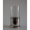 Fashion Home Trident Crackle Glass Tumbler