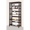 "Roundhill Furniture Aix 60"" Standard Bookcase"