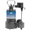 Superior Pump 1/2 HP Sump Pump with Vertical Float Switch