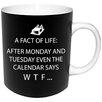 Paperproducts Design Funny WTF Mug