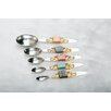 Filigree 5 Piece Handcrafted Measuring Spoon Set