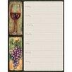 Lang Wine Country™ Jumbo Weekly Planner