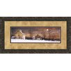 Midwest Art and Frame Mill Moon by Ray Hendershot Framed Painting Print