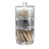 Artland Simplicity Storage Jar with Lid (Set of 3)