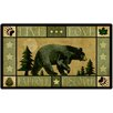 American Expedition Lodge Series Bear Cutting Board