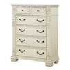 Fairfax Home Collections Alexandra 6 Drawer Chest