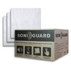 Ceilume Soniguard Acoustic / Thermal Insulation 2 ft. x 2 ft. Drop-In Ceiling Tile (Set of 25)