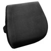 Comfort Products Memory Foam Massage Lumbar Cushion with Heat