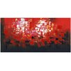 Design Art Be Square Painting Print on Wrapped Canvas
