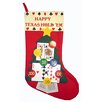 Seasons Designs Happy Texas Hold Em Casino Gambling Christmas Stocking