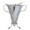 De Buyer Kwik Stainless Steel Piston Funnel