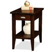 Leick Furniture Laurent Chairside Table